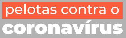 Pelotas contra o coronavírus